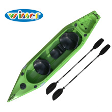 Family Plastic Rotational Moulding Double Touring Kayak